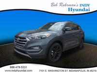 2017 Hyundai Tucson Night Gray WITH SOME AVAILABLE