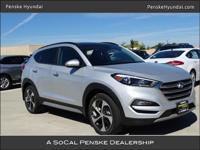 2017 Hyundai Tucson Limited 30/25 Highway/City
