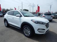 Limited time on the all-new 2017 Hyundai Tucson's!
