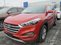 Whatever life throws at you, know the Hyundai Tucson