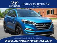 2017 Hyundai Tucson Night. Ready to roll! Are you READY