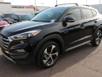 2017 Hyundai Tucson Sport 30/25 Highway/City MPG