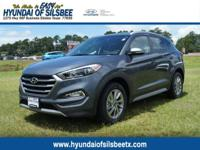 Colisegray 2017 Hyundai Tucson Eco FWD 7-Speed