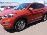 2017 Hyundai Tucson Eco 32/26 Highway/City MPG  Awards: