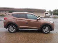 2017 Hyundai Tucson Eco 4D Sport Utility, 7-Speed