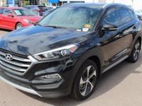 2017 Hyundai Tucson Sport 30/25 Highway/City MPG