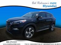 2017 Hyundai Tucson Sport Black WITH SOME AVAILABLE
