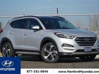 Silver 2017 Hyundai Tucson Value FWD 7-Speed Automatic