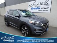 Just in Hyundai Tucson Certified Pre-Owned AWD SUV.