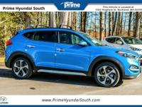 2017 Hyundai Tucson Limited AWD w/Limited Ultimate