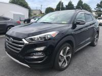 2017 Hyundai Tucson Limited Most of our pre-owned