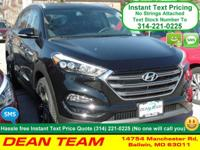 Our Hyundai Tucson Sport in Black Noir Pearl is an