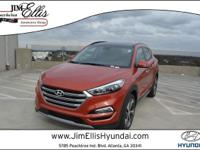 2017 Hyundai Tucson LimitedPriced below KBB Fair