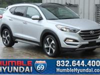 Certified Tucson Limited w/ Ultimate Package! Features