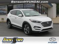 Tucson Limited, White, and Beige. Tried and True