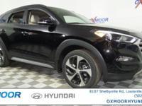 2017 Hyundai Tucson Limited AWD. 28/24 Highway/City