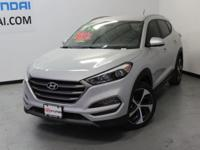 2017 Hyundai Tucson Sport 30/25 Highway/City MPGAwards: