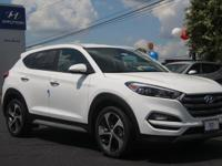 2017 Hyundai Tucson Limited 30/25 Highway/City MPG