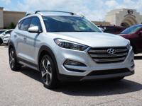 2017 Hyundai Tucson Limited. Cargo Cover, Cargo Net,