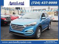 This 2017 Hyundai Tucson SE is a real winner with