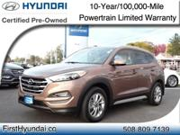 Hyundai Tucson 2017 SE Plus 4-Wheel Disc Brakes, 8