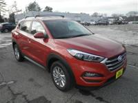 This reputable 2017 Hyundai Tucson SE, with its grippy