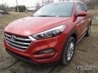 The new 2017 Hyundai Tucson in Queensbury, NEW YORK