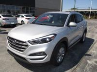 2017 Hyundai Tucson SE Silver WITH SOME AVAILABLE