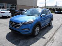 2017 Hyundai Tucson SE Plus Blue WITH SOME AVAILABLE