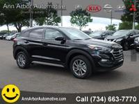 Black 2017 Hyundai Tucson AWD 6-Speed Automatic with