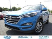 The new 2017 Hyundai Tucson gives drivers adaptability