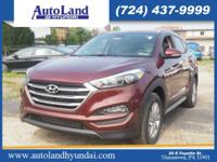 For a smoother ride, opt for this 2017 Hyundai Tucson