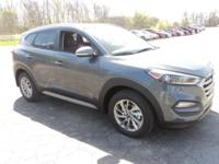2017 Hyundai Tucson SE Keyless Entry, Satellite Radio,