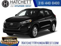 Tucson SE Popular Equipment Pkg ALL HATCHETT HYUNDAI