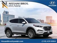 2017 Hyundai Tucson SE Silver with Gray Cloth. Success