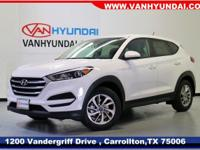 Recent Arrival! New Price! 2017 Hyundai Tucson SE 30/23