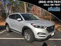 2017 Hyundai Tucson SE Plus 30/23 Highway/City MPG