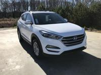 2017 Hyundai Tucson SE FWD 6-Speed Automatic with