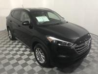 CARFAX One-Owner. Clean CARFAX. Black 2017 Hyundai
