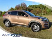This 2017 Hyundai Tucson SE 4dr SUV Mojave Sand with a