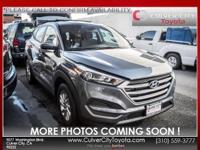 Options:  2017 Hyundai Tucson Se|Gray|Carfax One Owner