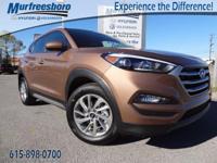 2017 Sand Hyundai Tucson SE 6-Speed Automatic with