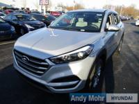2017 Hyundai Tucson SE 4-Wheel Disc Brakes, Brake