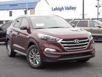 2017 Hyundai Tucson SE 30/23 Highway/City MPGAwards:  *