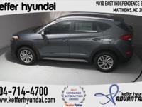 2017 Hyundai Tucson SE Plus 2.0L DOHC Coliseum Gray