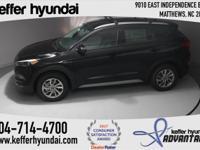 2017 Hyundai Tucson SE 2.0L DOHC Black Noir Pearl 30/23