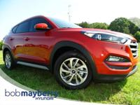 New Arrival! This 2017 Hyundai Tucson Urban Sunset