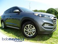 New Arrival! This 2017 Hyundai Tucson Coliseum Gray