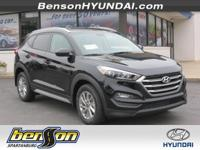 Tucson SE, FWD, Pearl, and Gray. Enjoyable on every