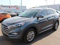 2017 Hyundai Tucson SE 30/23 Highway/City MPG  Awards: